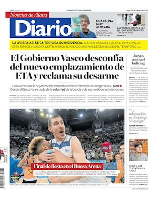 55beb61d9b2 Calaméo - Diario de Noticias de Álava 20170220