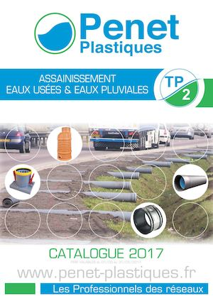 TP2 - ASSAINISSEMENT E.U. & E.P. - CATALOGUE MAI 2016