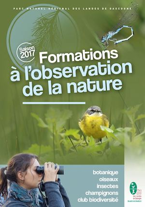 Brochure Formations Nature 2017