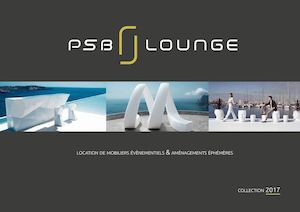 Catalogue PSBlounge