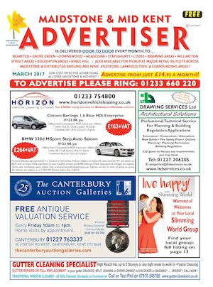 Maidstone and Mid Kent Advertiser