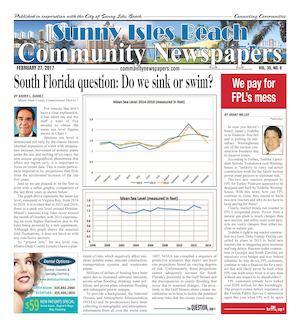 Sunny Isles Beach News 02.27.2017