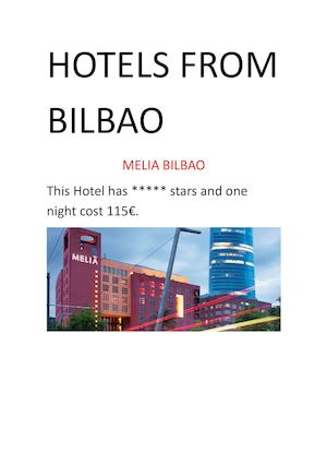Hotels From Bilbao