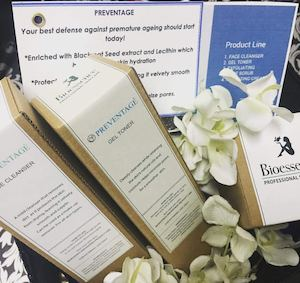 Get Your Daily Dose Of Moisture With The Preventage Product Line From Bioessence 90117