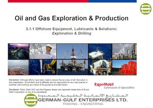 ExxonMobil Lubricants Distributors - Germangulf.com - UAE