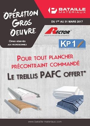 Promo Gros Oeuvre Bataille