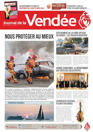Journal de la Vendée n°227 - Mars 2017