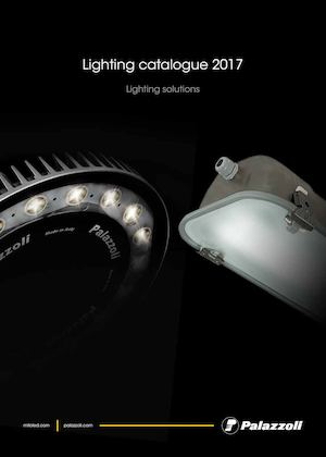 Catalogo Lighting 2017. Merkom and Palazzoli Italy