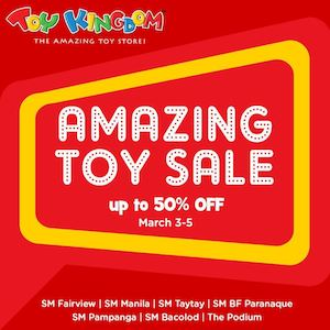Amazing Toy Sale With Up To 50 Off At Toy Kingdom Valid Until March 5 2017 90153