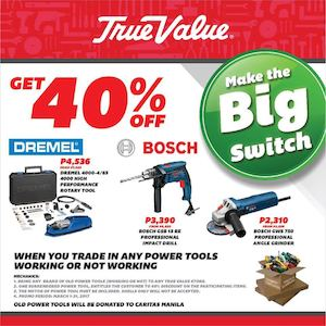 Get 40 Off On These Participating Items At True Value Hardware Valid Until March 31 2017 90159