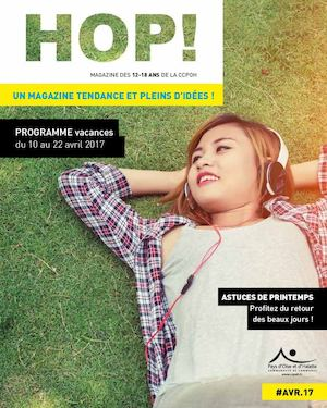 Magazine Hop ! - Avril 2017