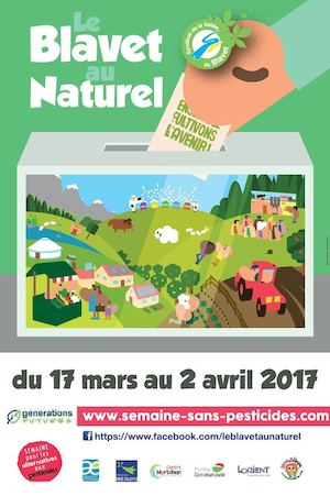 Le Blavet au Naturel