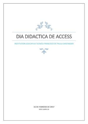 Dia Didactica De Access Jose Carrillo 11º02