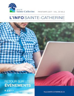 Info Sainte-Catherine vol 30#2 Printemps 2017