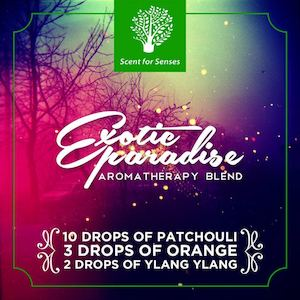 Try The Exotic Paradise Aromatherapy Blend Get Your Scents At Scent For Senses90178 90178
