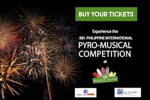 Buy Tickets Enjoy Every Boodletastic Meal For The Pyro Musical Show From Seafood Island 90183