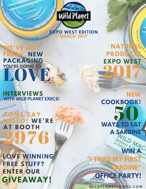 Wild Planet Foods - Expo West Press Kit 2017