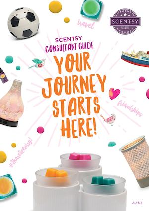 Scentsy Consultant Guide - AU/NZ