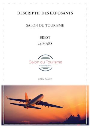 Descriptif Des Exposants Salon du tourisme