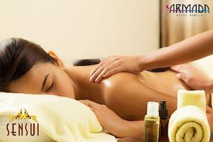 Escape To A World Of Serenity Enjoy Head To Toe Pampering At Sensui Spa In Armada Hotel 90196