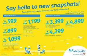 Book Now Create More Moments To Remember With Cebu Pacific Until March 5 2017 90203