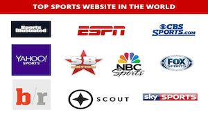 Popular Sports Website In The World