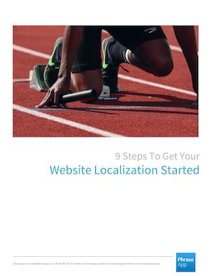 9 Steps To Get Your Website Localization Started