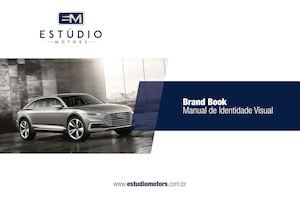 Brand Book Estúdio Motors