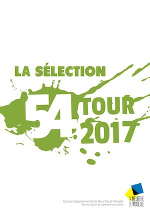 Catalogue 54 tour 2017