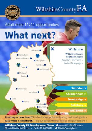 Wiltshire Adult Football Offer