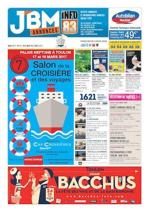 Calaméo - Journal JBM Annonces n°241 Mars 2017 8413210caa0c