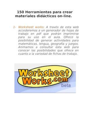 Perfecto Generador De Hoja De Matemáticas Galería - hojas de ...