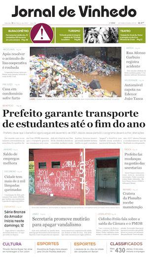 1c4bd1122f Calaméo - Jornal De Vinhedo Sabado 11 De Março De 2017 Edic 1633