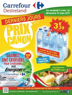 Calaméo Carrefour Destreland Prix Canon