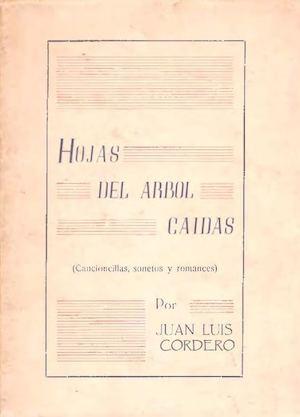 Calaméo - Hojas del árbol caídas por Juan Luis Cordero