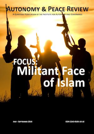 Focus Militant Face Of Islam