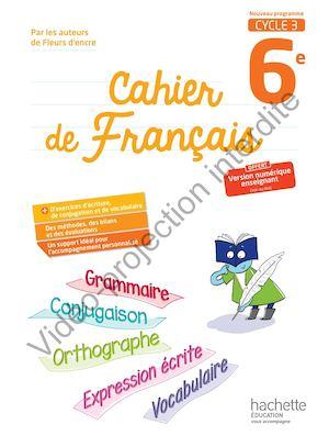 Calameo Cahier De Francais 6e 2017
