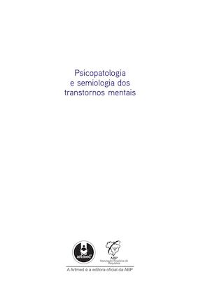 Calamo livro psicopatologia e semiologia dos transtornos livro psicopatologia e semiologia dos transtornos mentais paulo dalgalarrondo pdf fandeluxe Gallery