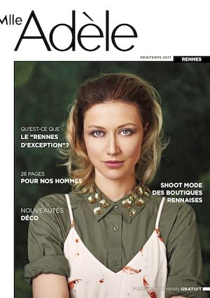 Magazine Mlle Adèle Rennes N°14