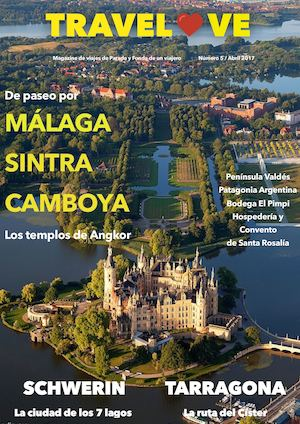Travelove Magazine Núm 5 Abril:17