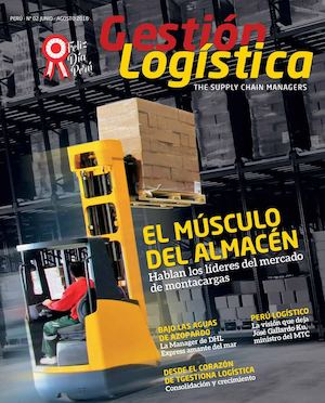 "Revista Gestion Logistica ""The Supply Chain Managers""Ed. 2 Junio-Ago 2016"