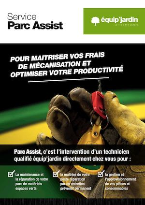 Brochure Parc Assist