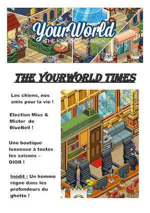The Your World Times4