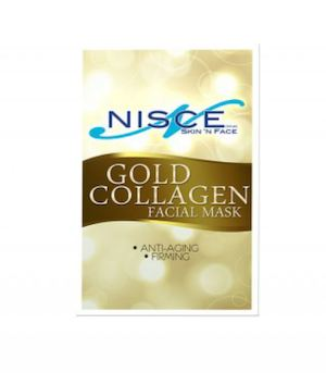 Gold Collagen Facial Mask Is Available For P310 At Nisce Skin N Face90696 90696