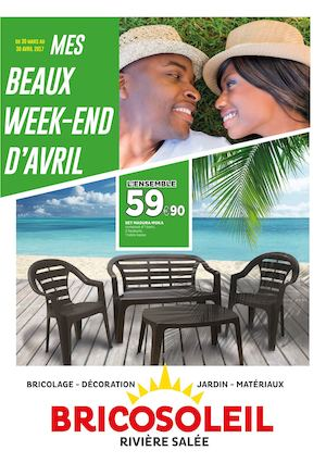 Mes Beaux Week-end d'Avril - Martinique