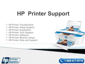 HP Printer Support and Setup Installation