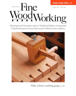 Calameo Fine Woodworking 261 Preview