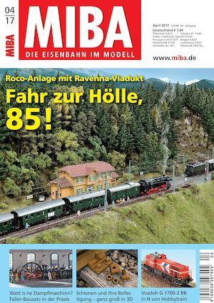 Modellbahn-Beleuchtung April 2012 MIBA Spezial 92