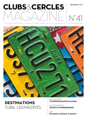 Magazine Clubs & Cercles 41