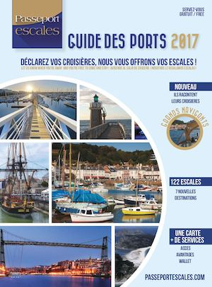 Guide Passeport Escales 2017